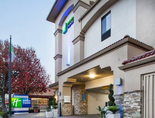 Hotel Holiday Inn Express Redwood City Central