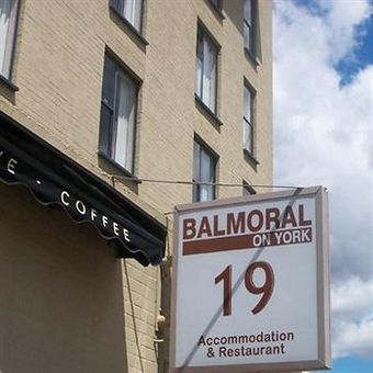 Hotel Best Western Balmoral On York