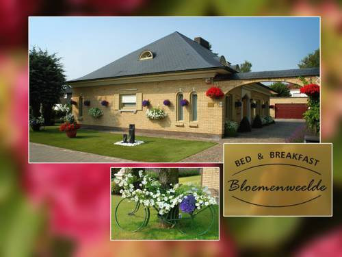 Bed & Breakfast Bloemenweelde