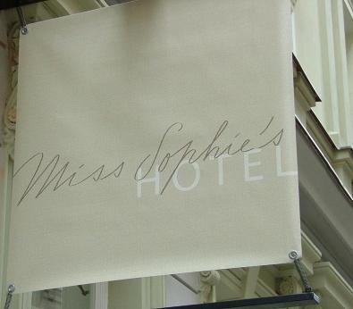 Hotel Miss Sophie´s