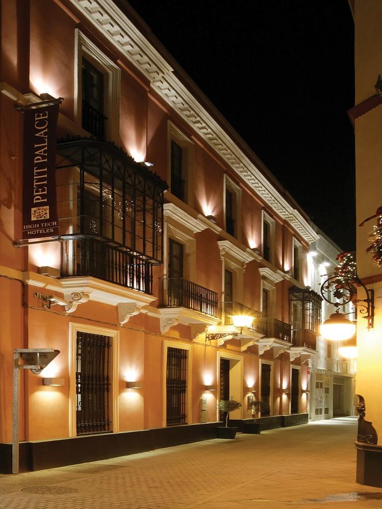 Hotel Petit Palace Marqu�s Santa Ana