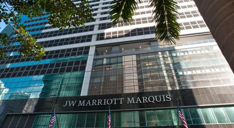 Hotel Jw Marriott Marquis Miami