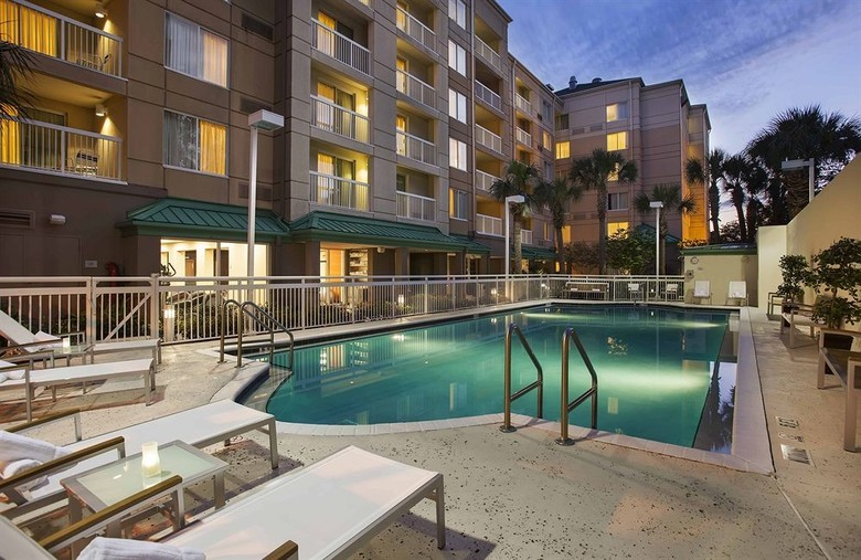 Hotel Courtyard By Marriott Orlando Downtown