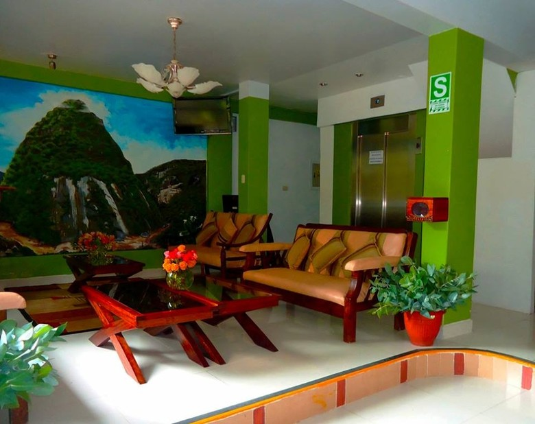 Hotel Machu Picchu Green Nature