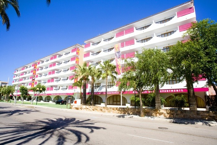 Apartamentos Mallorca Rocks Apartments