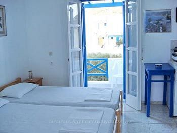 Hotel Katerina Yalos Guest House