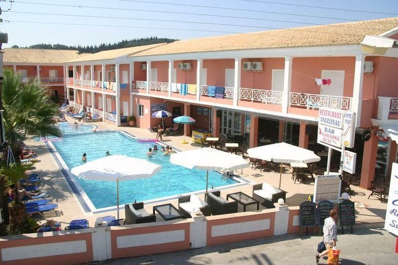 Apartamentos Angelina Hotel & Apartments
