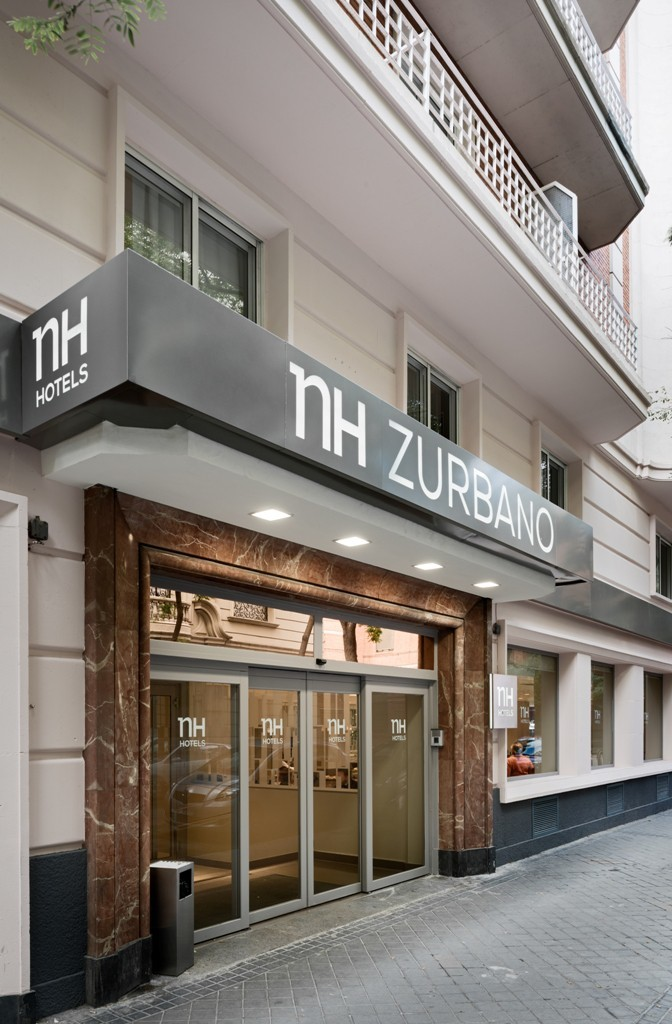 Hotel NH Madrid Zurbano