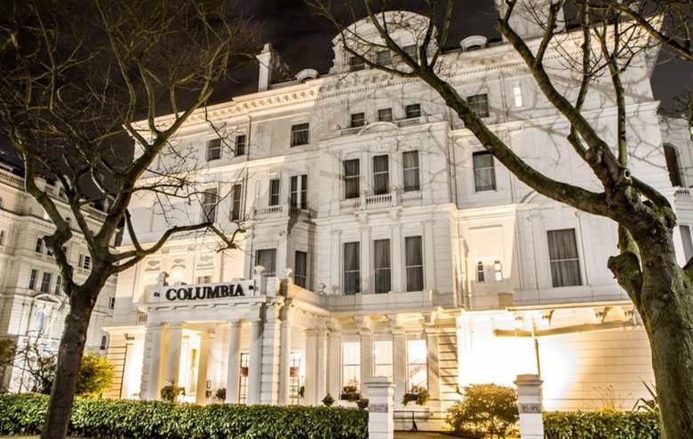 Hotel columbia londres gran londres for Alojamiento familiar londres