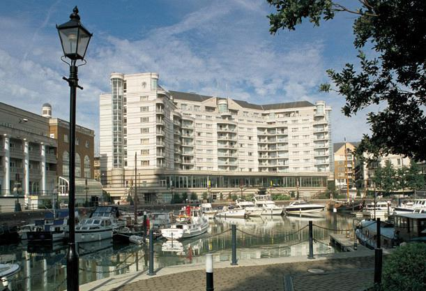 Hotel Wyndham Grand London Chelsea Harbour