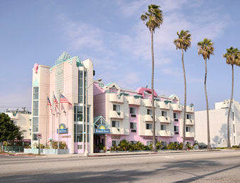 Hotel Days Inn Santa Monica/los Angeles