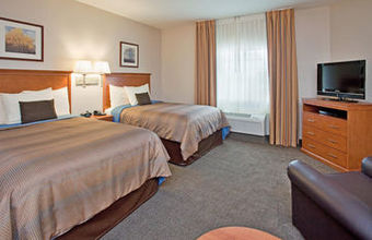 Hotel Candlewood Suites Kansas City Northeast