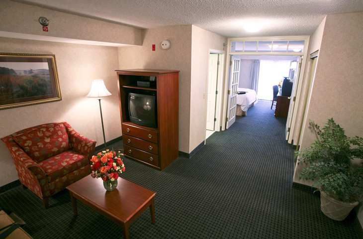 Hotel Hampton Inn Suites Kansas City Country Club P