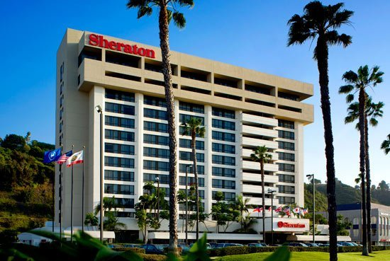 Hotel Sheraton Mission Valley