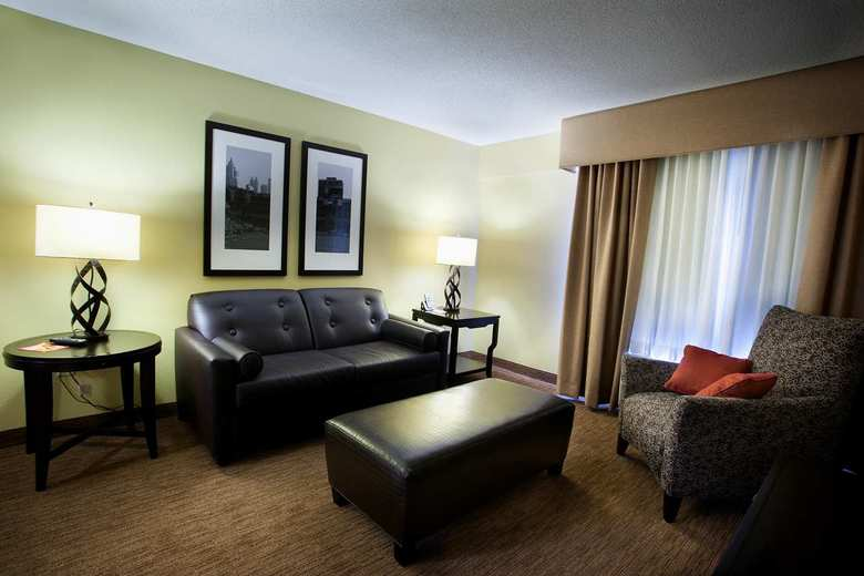Hotel Hampton Inn Atlanta-georgia Tech-downtown