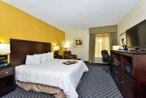 Hotel Hampton Inn Petersburg-ft. Lee