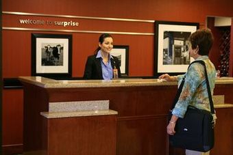 Hotel Hampton Inn & Suites Phoenix-surprise Az