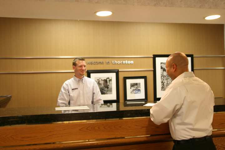 Hotel Hampton Inn Denver - North/thornton