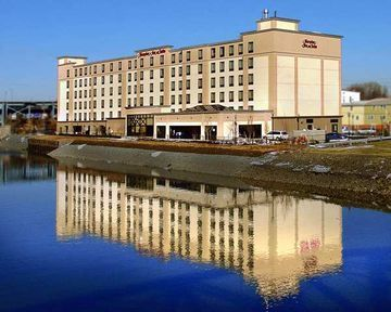 Hotel Hampton Inn & Suites Newark-harrison-riverwalk Nj