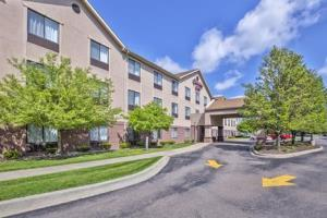 Hotel Hampton Inn Detroit/belleville-airport Area