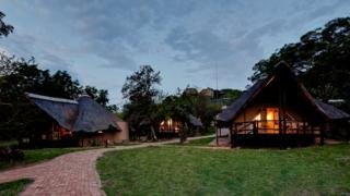 Hotel Bongani Mountain Lodge(.)