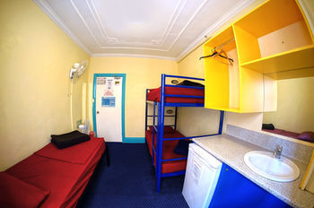 Hostal Jolly Swagman Backpackers