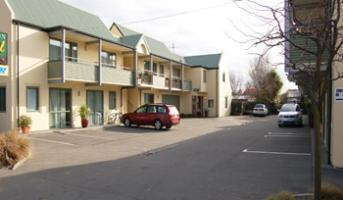 Hotel Best Western Clyde On Riccarton Motel