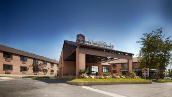 Hotel Best Western Cottontree North Salt Lake