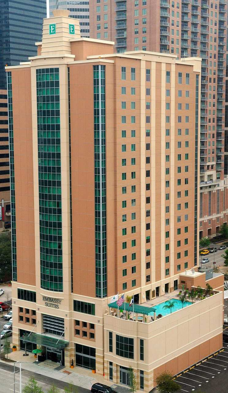 Hotel Embassy Suites Houston Downtown