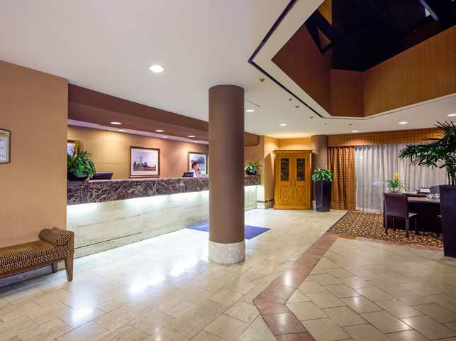 Hotel Embassy Suites San Antonio-international Airport