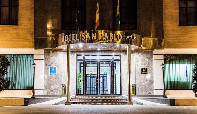 Hotel San Pablo Sevilla Atrapalo