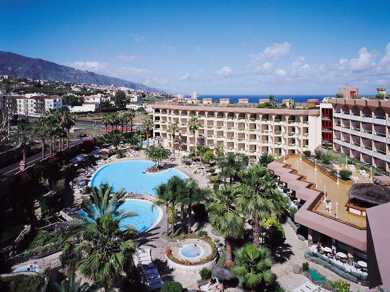 Hotel puerto palace puerto de la cruz tenerife - Hoteles baratos en el puerto de la cruz ...