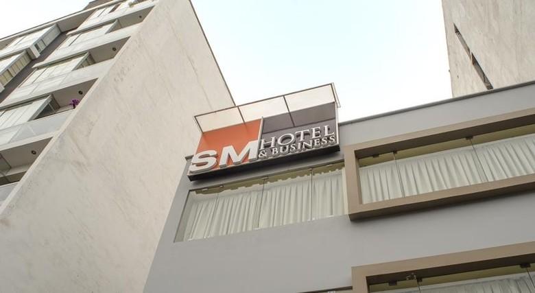 Sm Hotel Y Business San Miguel Lima