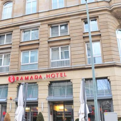 Hotel Ranada Frankfurt City Center And Financial District