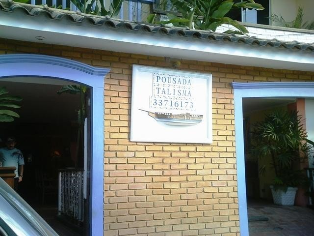 Bed & Breakfast Pousada Talisma
