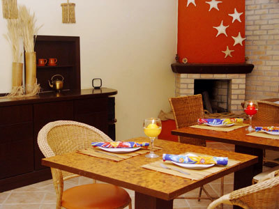 Bed & Breakfast Pousada Dom Capudi