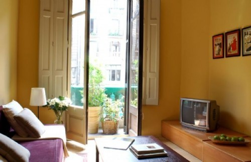 Bed & Breakfast Apartments In Barcelona B&B Born-via Laietana