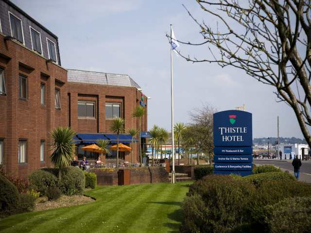 Hotel Thistle Poole