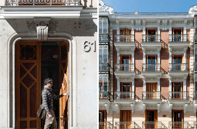 Hotel Eric Vökel Boutique Apartments - Madrid Suites