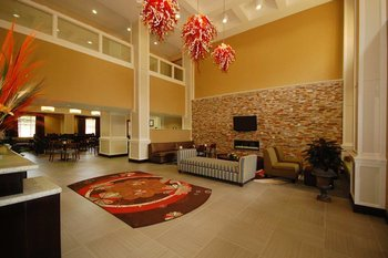 Hotel Hampton Inn Jackson/flowood (airport Area) Ms
