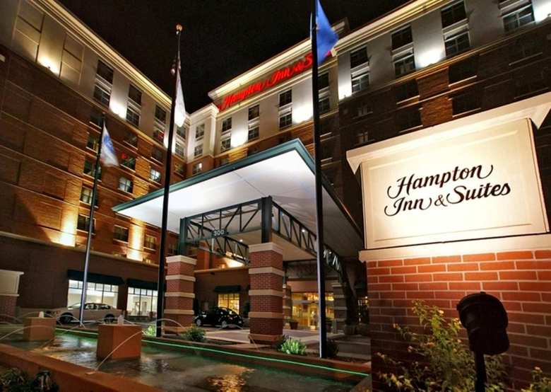 Hotel Hampton Inn & Suites Oklahoma City-bricktown
