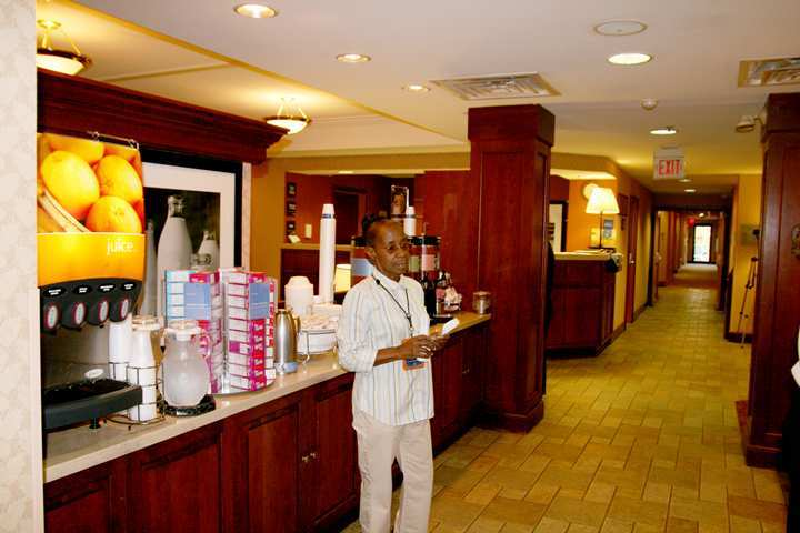 Hotel Hampton Inn Philadelphia-international Airport