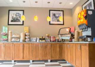 Hotel Hampton Inn Tampa-veterans Expressway/ Waters