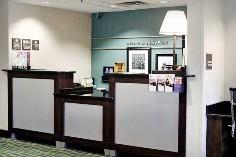 Hotel Hampton Inn Tampa Airport/rocky Point