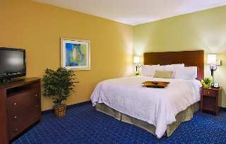 Hotel Hampton Inn & Suites Little Rock-downtown