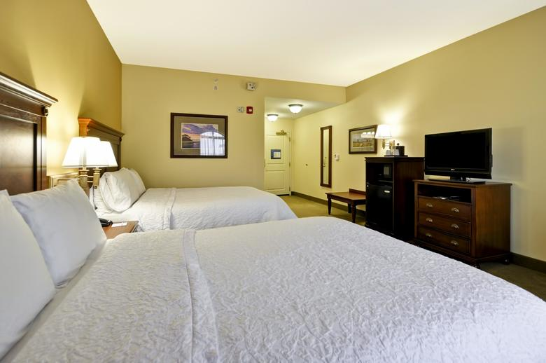 Hotel Hampton Inn&suites North Charleston-university