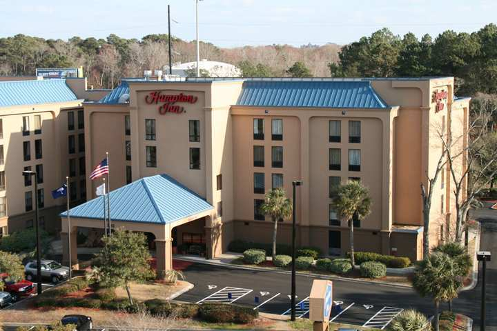 Hotel Hampton Inn North Myrtle Beach-harbourgate