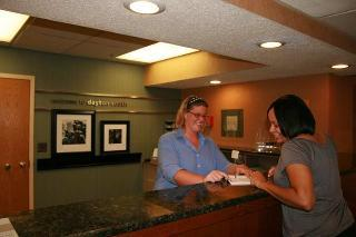 Hotel Hampton Inn Dayton-south