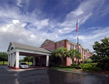 Hotel Hampton Inn Savannah - I-95 North