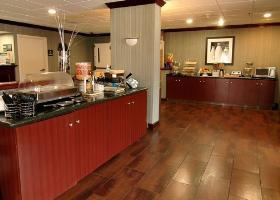 Hotel Hampton Inn Little Rock-i-40